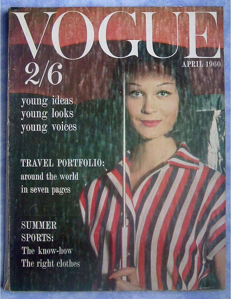 Buy 1960s Vogue Magazines
